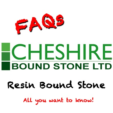 FAQs Resin Bound Stone