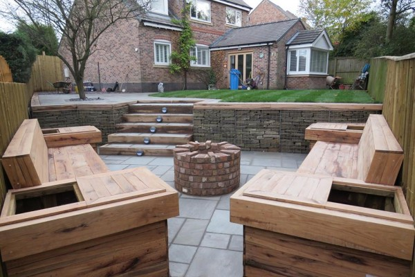 landscaping design cheshire