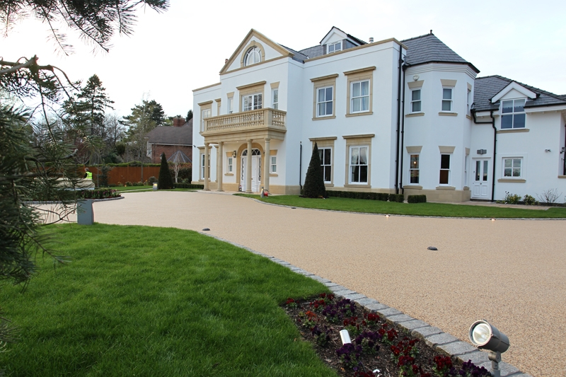 resin bound driveways portfolio 1