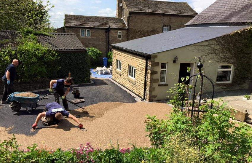 resin bound driveways portfolio 5