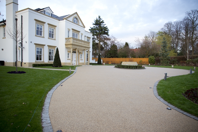 resin bound stone manchester