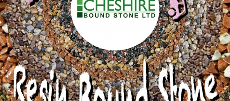 All The Colours Of The Rainbow – Resin Bound Stone Samples
