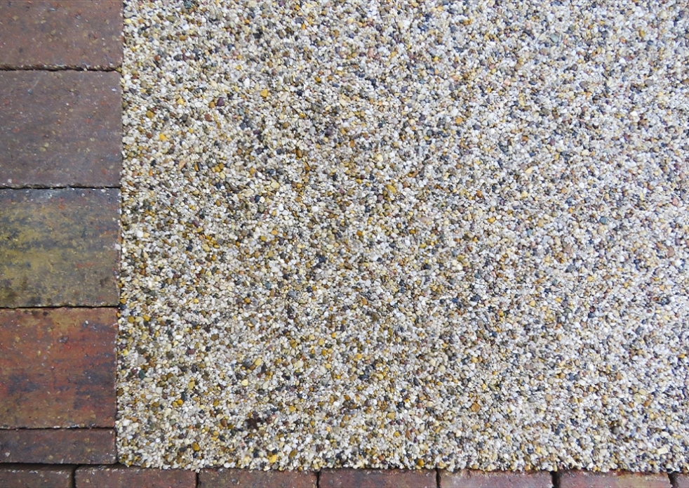Resin Bound Stone Tameside