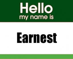 The Importance Of Being Earnest – In Your Work